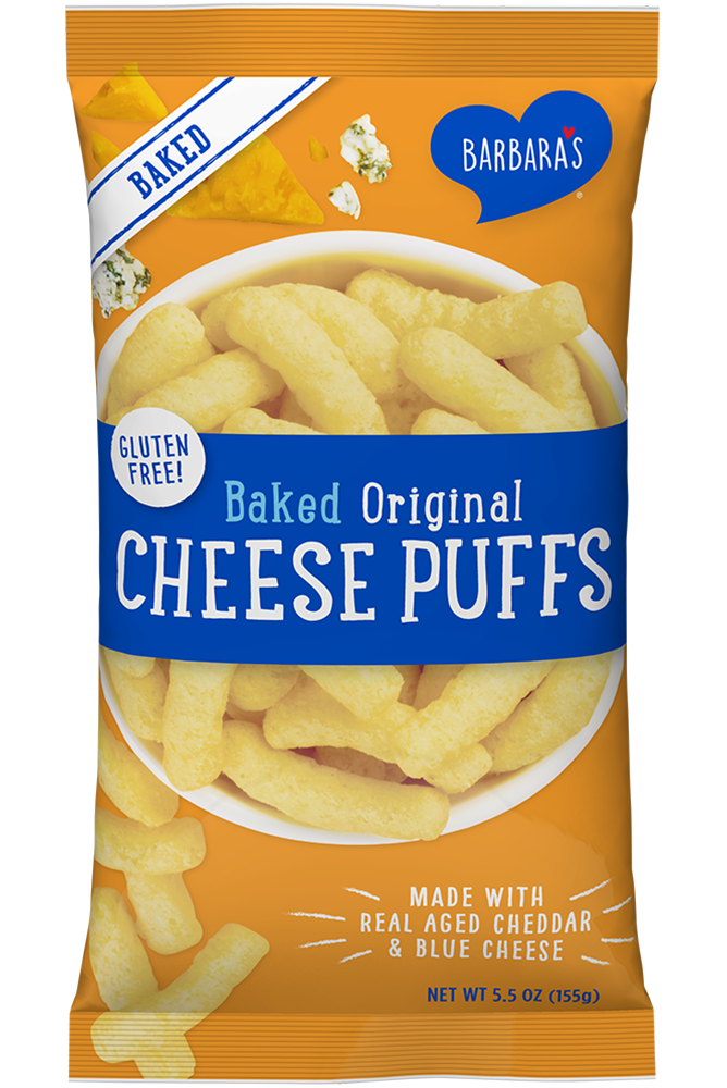 Cheese Puffs Baked Original