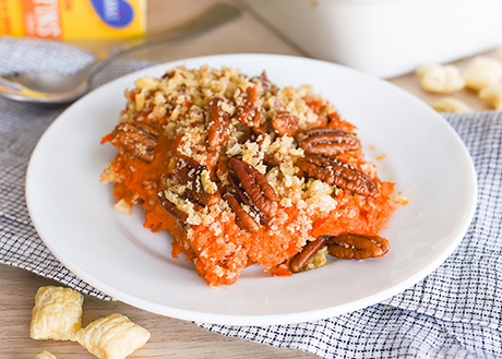 Puffins Sweet Potato Casserole
