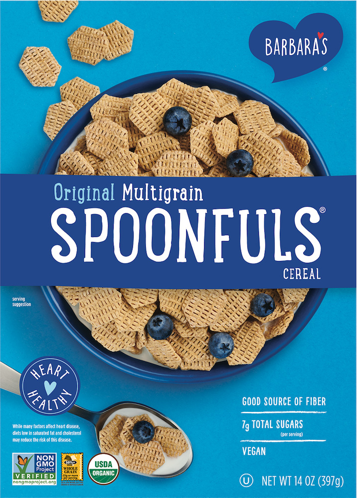 Multigrain Spoonfuls